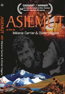 Asiemut, le DVD